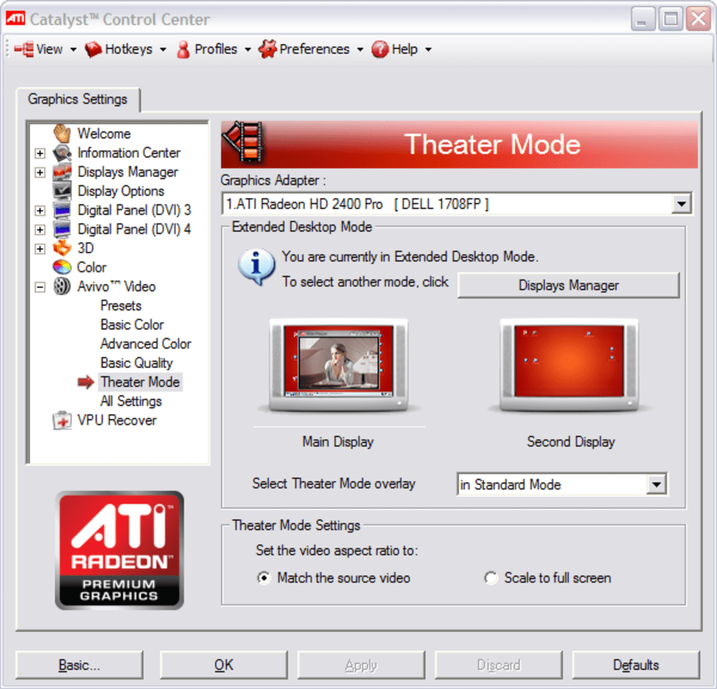 amd catalyst control center how to unlock application