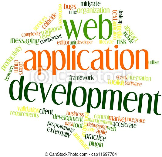 web application in layman terms