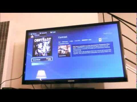 how to download youtube application in ps4