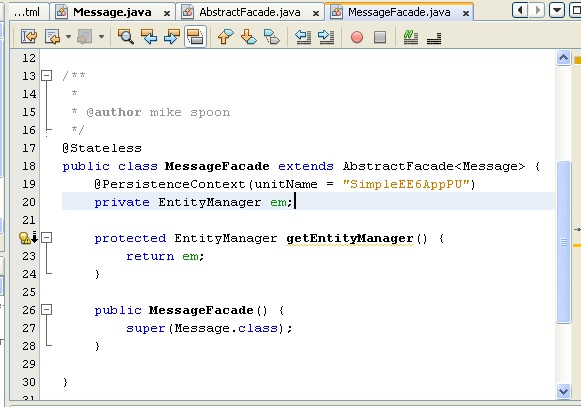 professional java for web applications source code