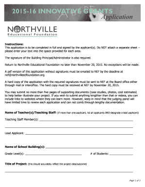 grants for the arts application form