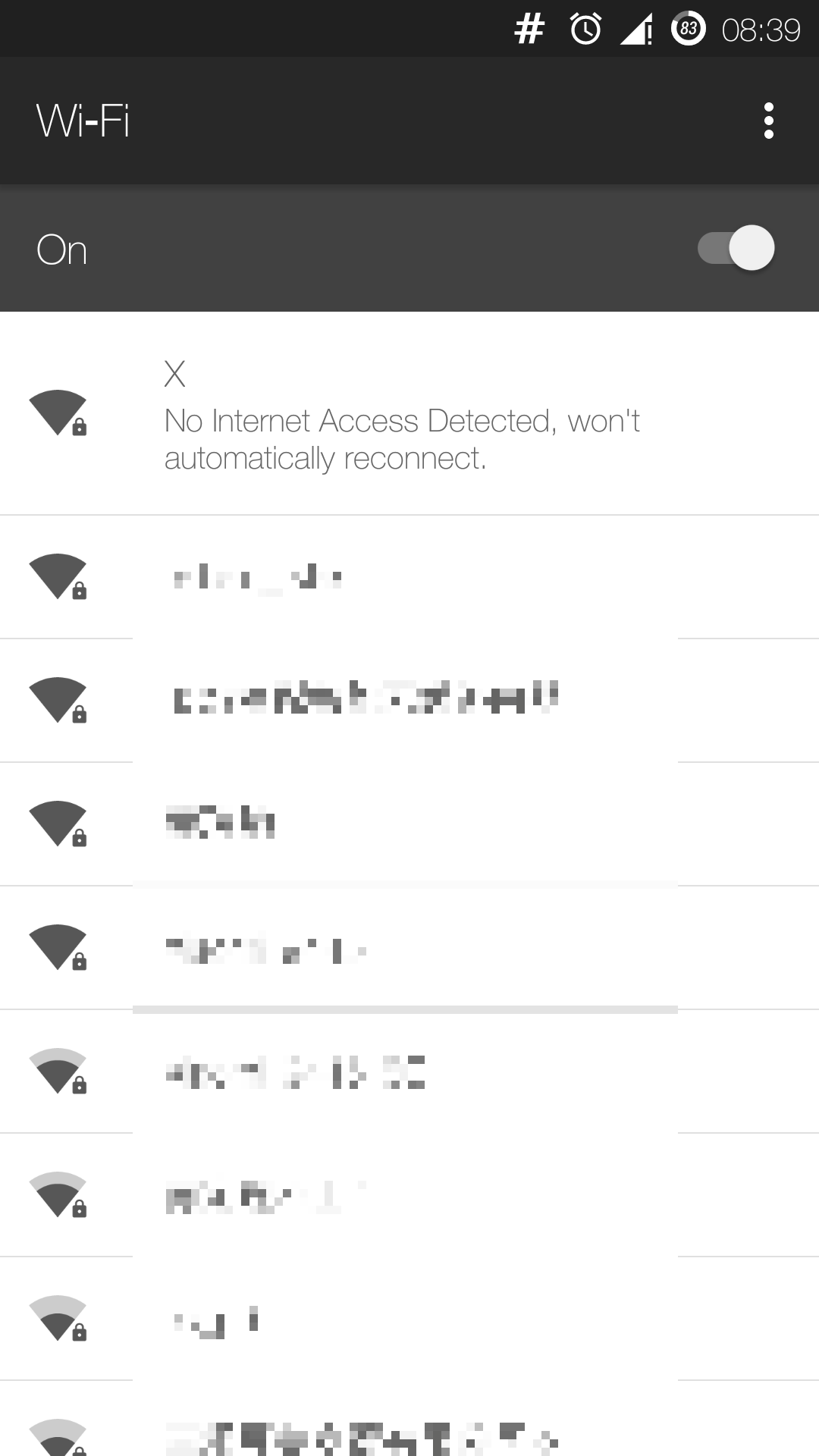 how to disable internet access for an application