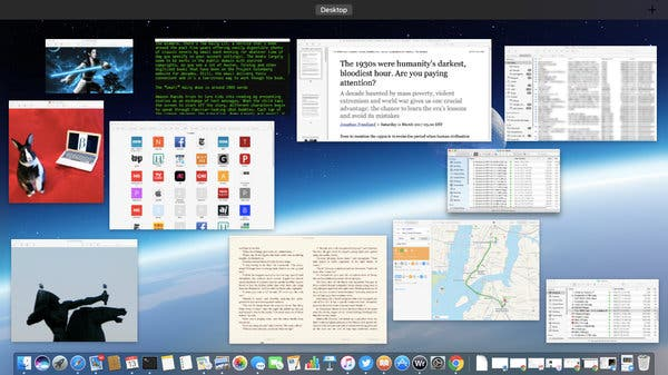 open all applications on mac